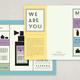 Custom Skin Care Brochure Template