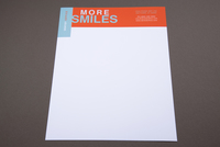 Family Dentistry Letterhead Template