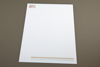 Investment Firm Letterhead Template