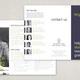 Modern Tutor Service Brochure Template