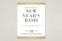 New Year's Eve Flyer Template