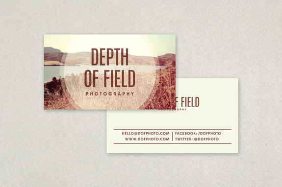 Vintage photography business card template inkd vintage photography business card template reheart Choice Image