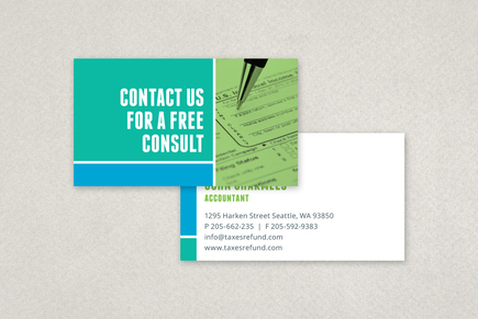 Medium_maxium_tax_refund_business_card_template_1