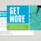 Maximum Tax Refund Postcard Template