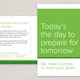 Financial Planning Services Postcard Template