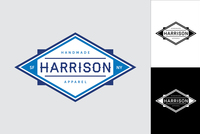 Diamond Insignia Logo Design Template