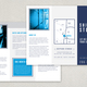 Public Self Storage Brochure Template