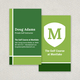 Golf Instruction Business Card Template