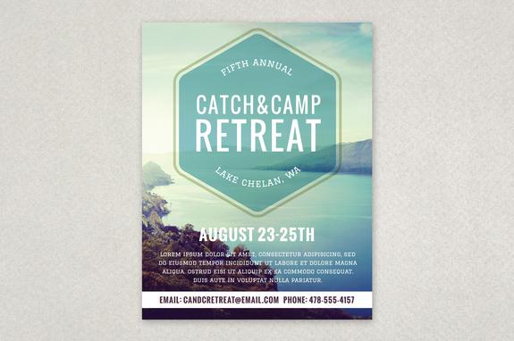 retreat flyer templates koni polycode co