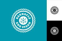 Nautical Shop Logo Design Template