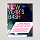 Club New Years Flyer Template