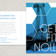 Modern Fitness Postcard Template
