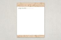 Yoga Studio Letterhead Template