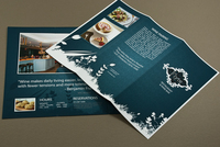 Restaurant and Lounge Menu Template