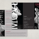 Contemporary Ballet Brochure Template