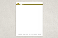 Exclusive Spa Letterhead Template