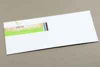 Feed Supplier Envelope Template