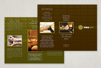 Exclusive Spa Brochure Template