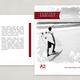 Surf Shop Postcard Template
