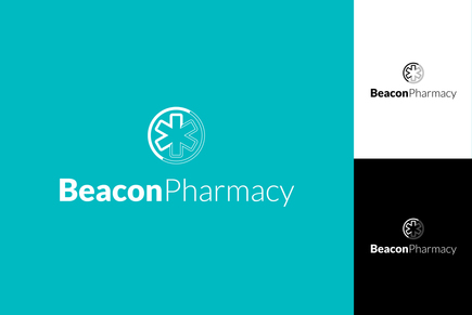 Local Pharmacy Logo Design Template