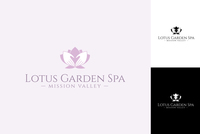 Day Spa Logo Design Template