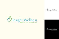 Wellness Center Logo Design Template