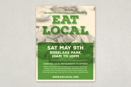 Medium_eat_local_flyer_design_template_1