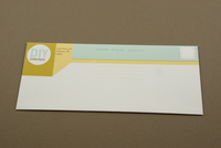 Do-It-Yourself Envelope Template
