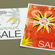 Summer Sale Retail Postcard Template