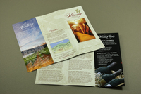 Rustic Winery Brochure Template