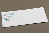 Photography Studio Envelope Template