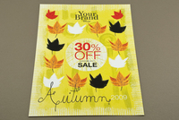 Autumn Sale Retail Flyer Template