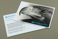 Security Service Postcard Template
