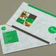 Organic Health Food Market Postcard Template
