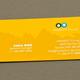 Market Co-op Business Card Template