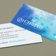 Watercolor Cleaning Company Business Card Template