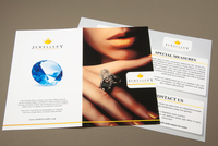 Classic Jeweler's Brochure Template