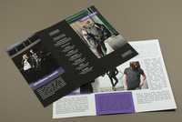 Fashion Boutique Brochure Template
