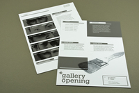 Contemporary Gallery Datasheet Template