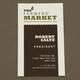 Earthy Farmers Market Business Card Template