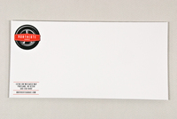 Automotive Repair Service Envelope Template