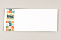 Cheery Homecleaning Envelope Template