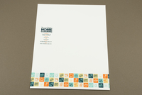 Cheery Homecleaning Letterhead Template
