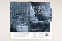 Classic Sailing School Brochure Template