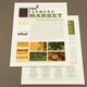 Earthy Farmers' Market Datasheet Template
