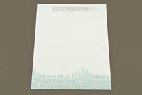 Illustrative Real Estate Letterhead Template