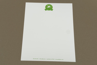 Quilt Shop Letterhead Template