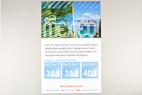 Urban Travel Flyer Template
