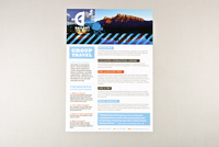 Urban Travel Datasheet Template