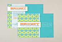 Bright Cleaning Postcard Template